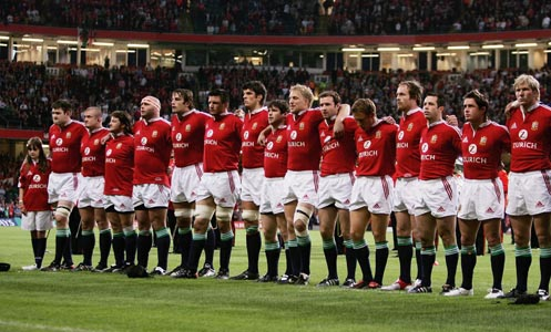 British And Irish Lions v Argentina