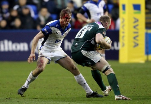 London Irish v Bath - AVIVA Premiership